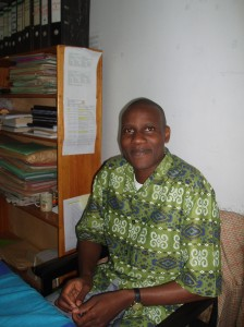 Mr. Joseph Ssenyonga