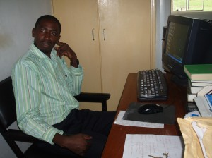 Mr. Kenneth Kwikiriza